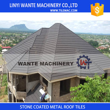 Water and sound resistance architecture ceramic roofing materials sheet tiles