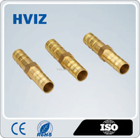 HVIZ transite pipe transition fittings, brass hose barb fitting/copper nipple