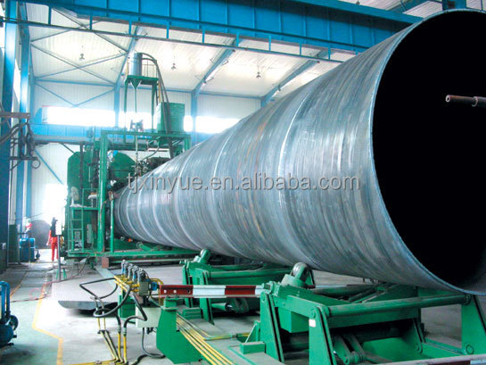 Alibaba China Competitive price API 5L PSL2 X65 Natural Gas Pipeline/SSAW Line Pipes