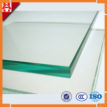 Clear Tempered Glass 3mm 4mm 5mm 6mm 8mm 10mm 12mm 15mm 19mm thick Clear Tempered Glass