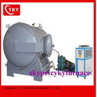 high temperature vacuum furnace / vacuum brazing, sintering , melting , annealing furnace