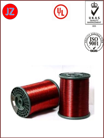 aluminum conductor material and insulated type winding wire