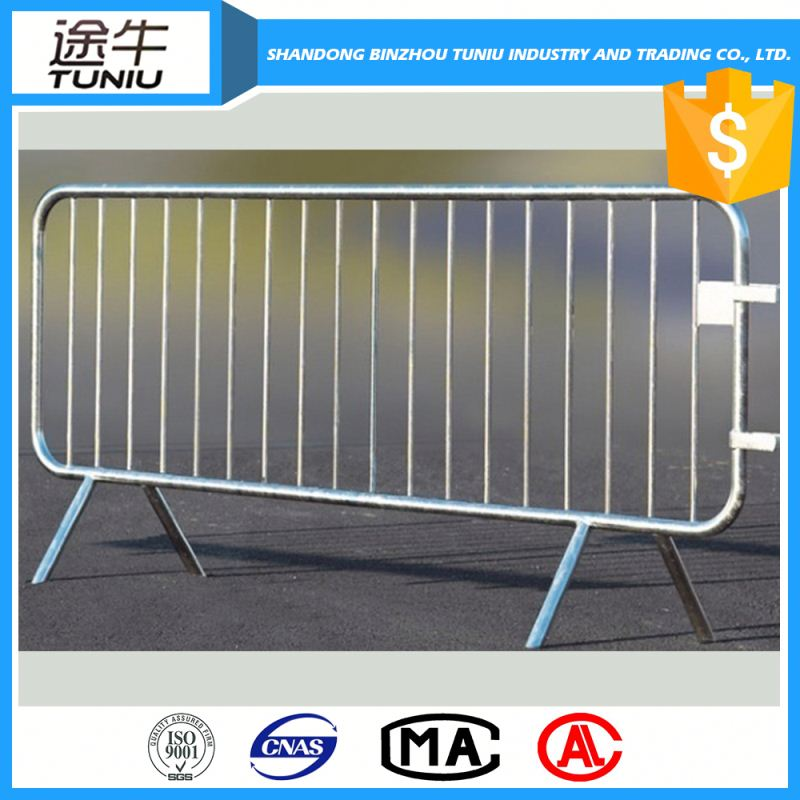 custom crowd control barrier fence factory