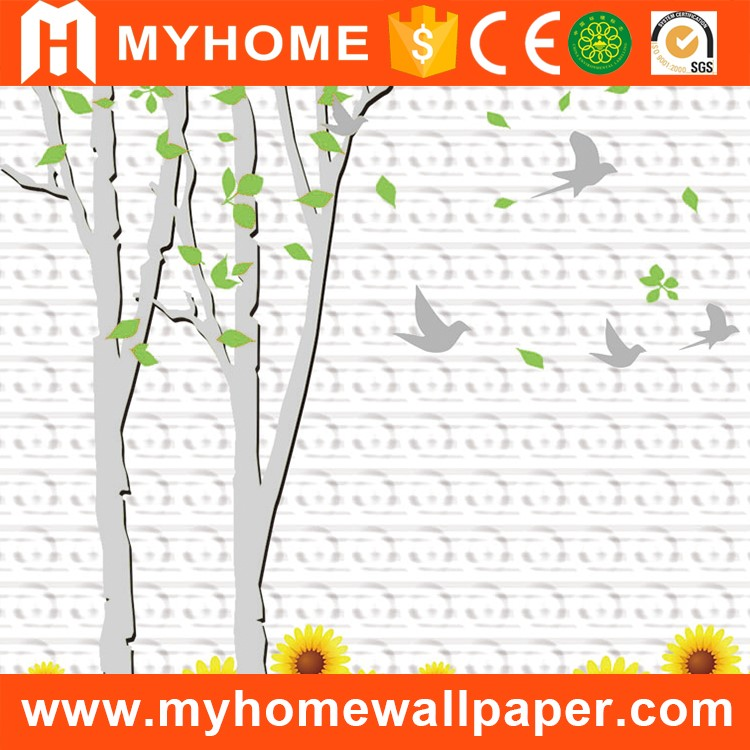 spring scenery design wallpapers for wall background decor