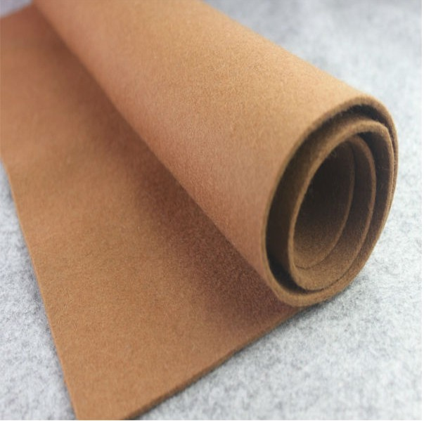 2015 alibaba hot sale soft wool felt fabric for bags