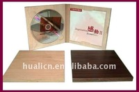hot sale wooden CD gift box