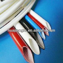 Fibergalss sleeve for wire harness protection tube