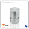 alloy steel forged pinion shaft