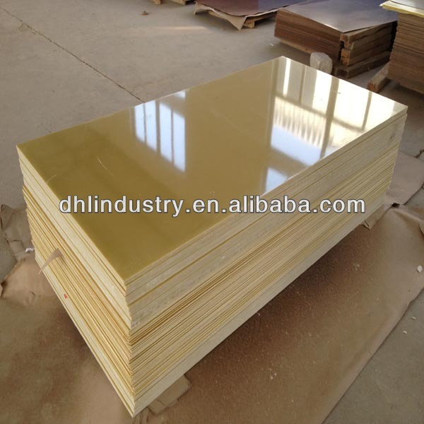 epoxy glass cloth sheet insulation sheet