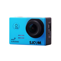 China supplier wide use colorful 1080p waterproof wifi sport camera