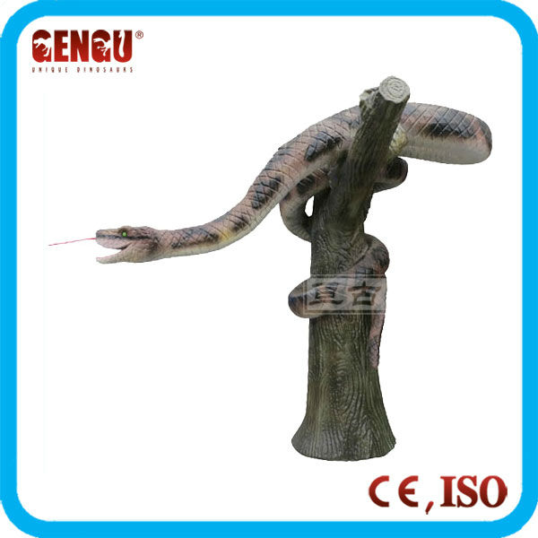 Outdoor Playground Creature effects equipments animals snake