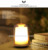 2018 Newest Amber Glass With Warm Lamp Cylindrical Aromatherapy Diffuser For Air Purifier Electric Diffuser Aroma Essential Oil