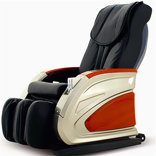 2016 Best-selling Commercial Coined Operated Massage Chair RT-M01