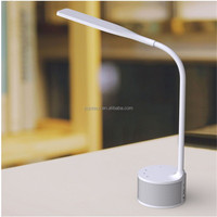 LED Bluetooth Speaker Desk Lamp with usb charging output