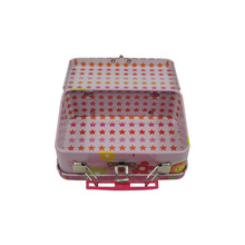 small handle tin box you must like it/handle tin box/tin lunch box with handle