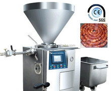 high efficiency of vacuum sausage filling machine