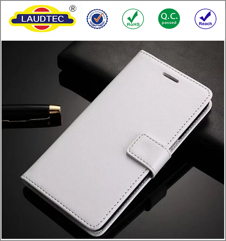 Book Style Premium PU Leather Wallet Case for one plus 3 ,universal flip cover case