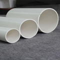 China wholesale large 6 inch diameter plastic pipe PVC pipe drainage