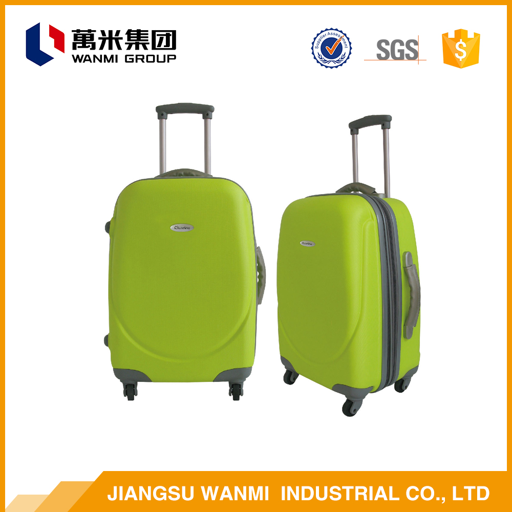Creative products extensible abs travel wholesale luggage distributors bag sets