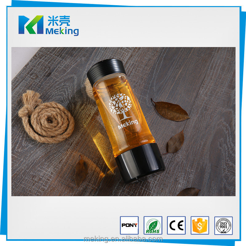 MEKing Portable and High Quality Hydrogen-rich Water Machine Generator/Maker/Producer Bottle