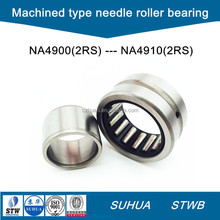 NA4900 series machined type needle roller bearing with inner ring