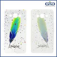 Scrub TPU Case With Luminous For Galaxy A5