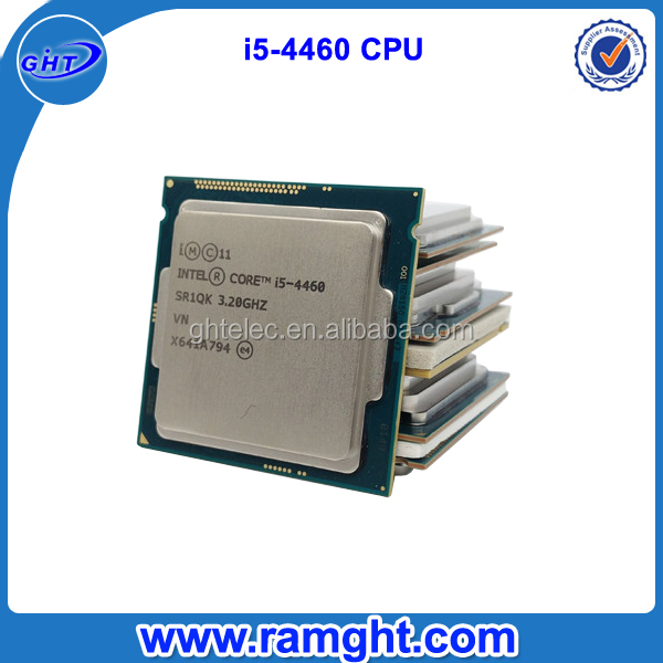 New and cheap quad core 3.2GHz i5 4460 cpu for desktop