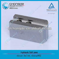 CNC Soft Jaws,lathe machine accessories