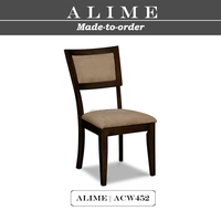 Alime ACW452 wooden starbucks modern coffee shop chairs