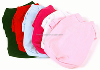 High quality pet dogs blank sweatshirt ,wholesale pet dogs plain cotton hoodies ,dogs sleeveless clothes