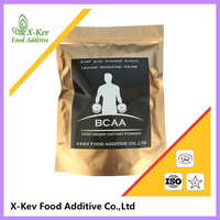 [Minimum order 40kg] Best bulk unflavored/fruit flavor instant soluble powder bcaa 2:1:1