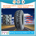 Mini semi steel radial truck tyre 145R13C 155R12C 155R13C LT with ISO, ECE, CCC Certificates