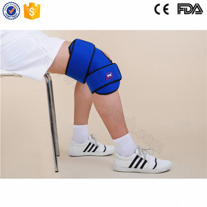 Best Rehabilitation Equipment Gel Ice Pack Wrap for Knee Injury