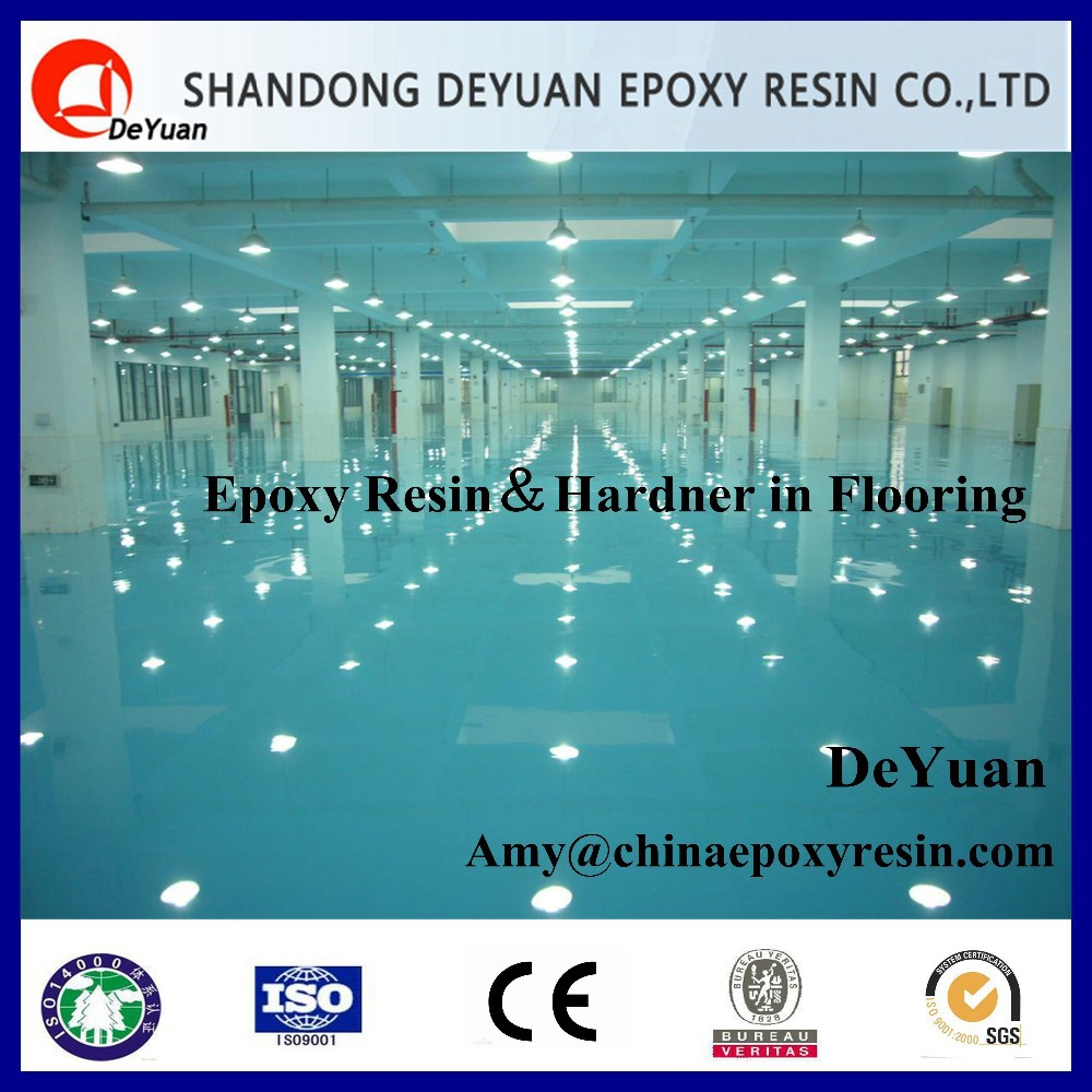 Low Crystallinity Bisphenol-A Epoxy Resin DY-128R For Coating