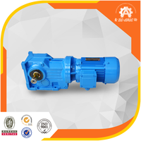 Electrical brake motor SEW K series small transmission gearbox for agricultural