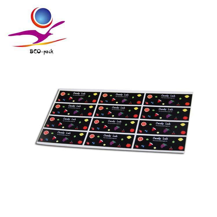 Heat transfer tyre sticker printing