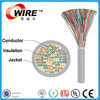 Owire 10*2*0.5mm telephone wire cat5e lan cable PE Sheath line cable CCA CCS underground telephone cable