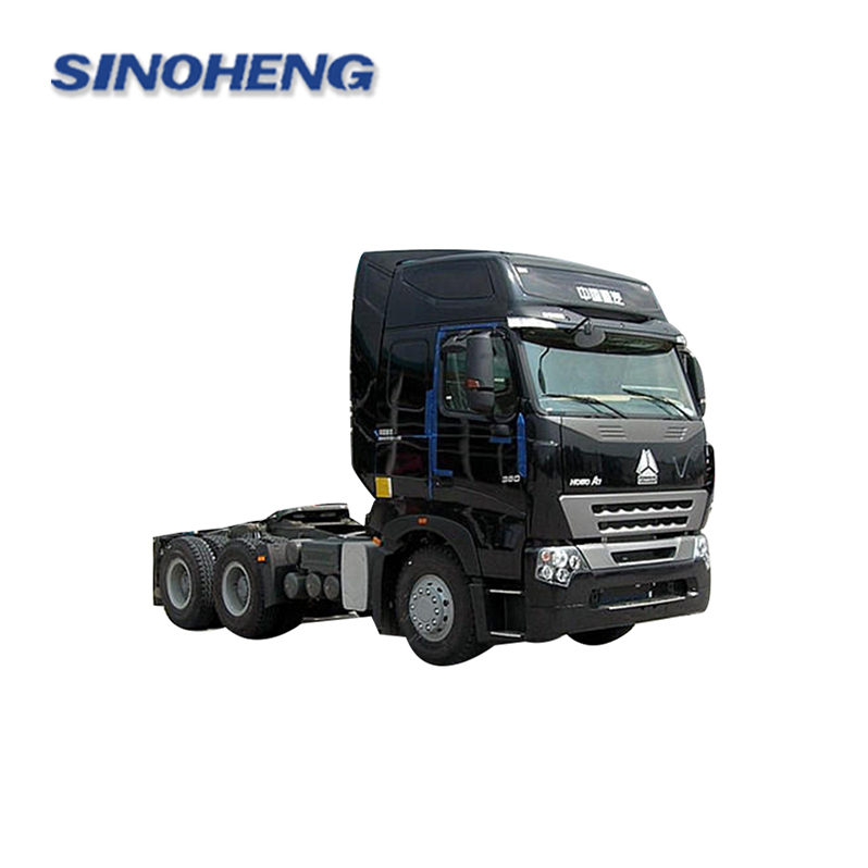 A7 sinotruck howo 6x4 international tractor truck