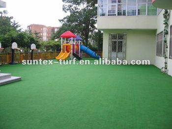 Healthy Artificial Landscaping Mats Kindergarten Floor,New Design Widely Used Lawn Decoration
