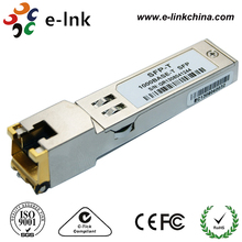 Cisco Compatiable GLC-T 1000BASE-T SFP transceiver module