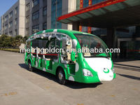 resort electric sightseeing car with ce certificate