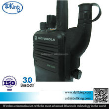 wireless bluetooth walkie talkie dongle for Motoralo 2 pin connector