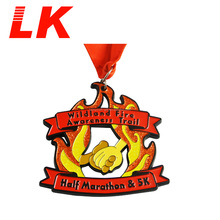 2018 Wholesale custom sports trophies and medals manufacturer
