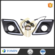 Best price top sell rear tail brake shark fin fog lamp for revo fog lamp