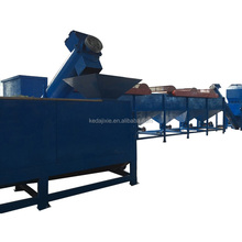 KEDA brand Wate Plastic Recycling Machine,PP/PE Film PET Bottle Washing Recycling Line