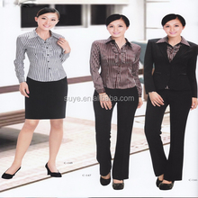 ladies Occident Fashion summer short sleeve formal business suit for office