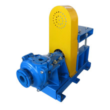 10kw Hydrolic Power Sand Dredging Submersible Slurry Pump