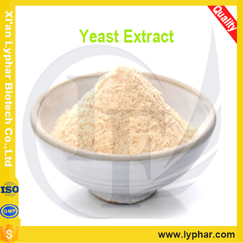 Manufacturer Supply High Quality Yeast Extract Powder