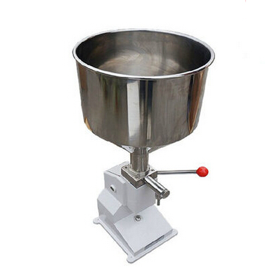 <strong>A03</strong> Stainless steel Paste Liquid Manual Bottle Filler