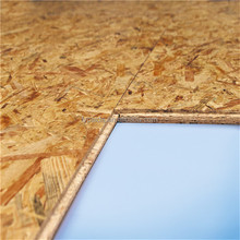 Pine wood18mm osb board with tongue and groove